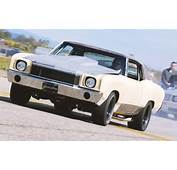 Chevrolet Monte Carlo 1971  FnF Tokyo Drift By