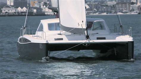 catamaran video broadblue rapier 400 catamaran video tour youtube