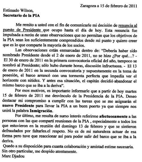carta para inmigracion de amigos para perdon plataforma de inmigrantes de arag 211 n plataforma de