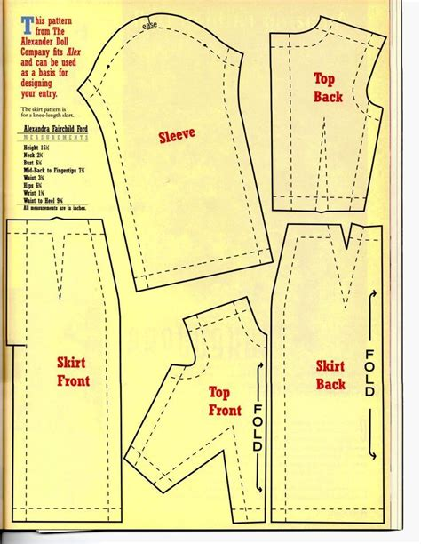 pattern for ken clothes best 20 barbie sewing patterns ideas on pinterest