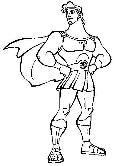 hercules coloring pages coloring page 6 22794