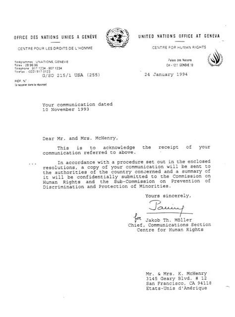 Cover Letter United Nations by Cover Letter For United Nations Vacancy Sle Cover Letter Internship United Nations Cover
