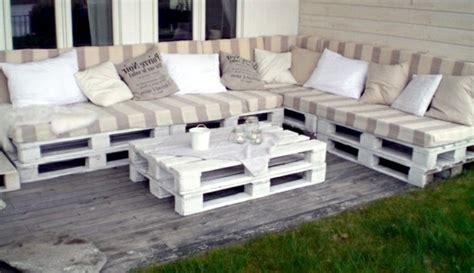 Sofa Aus Holzpaletten by 50 Coole Modelle Sofa Aus Europaletten Archzine Net