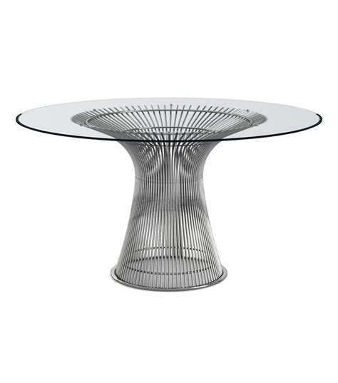 warren platner dining table platner dining table knoll milia shop