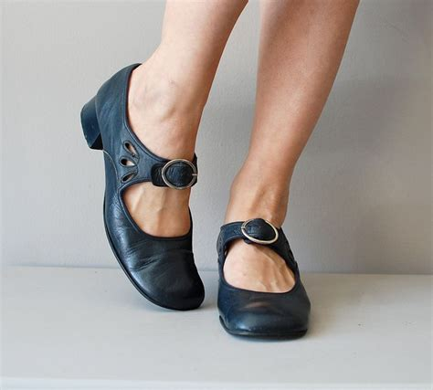 Sepatu Wedges Retro Style janes 1960s shoes mod 60s shoes miss datebook
