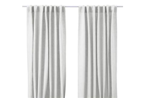 Aina pair of curtains