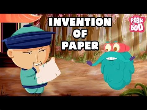 Invention Of Paper - invention of paper the dr binocs show best learning