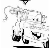 Dibujos Para Colorear De CARS  16 P&225ginas Disney