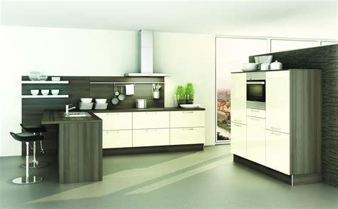 günstige l form küchen wohnzimmer ideen weiss grau