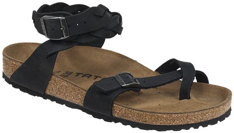birkenstock braided sandals tatami yara s leather sandal with wrap around ankle