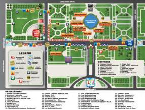Grant Park Chicago Map by Taste Of Chicago Preview Chicago Tonight Wttw