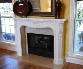 fireplace mantels surrounds cast gypsum mantel