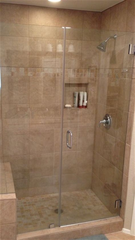 Stand Up Shower Doors by 60 Quot Bathtub To Stand Up Shower Conversion