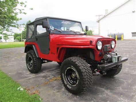 offroad jeep cj 1974 cj 5 mount zion offroad