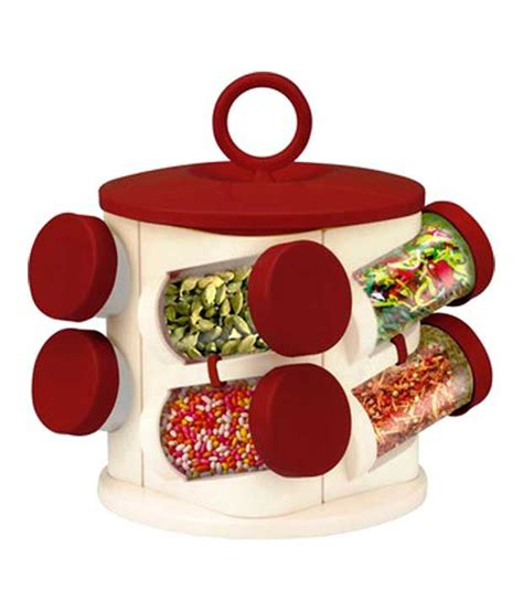 Spice Rack In India by Pogo Revolving Spice Rack Buy At Best Price In