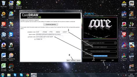 corel draw x6 free download with keygen corel draw x6 crack