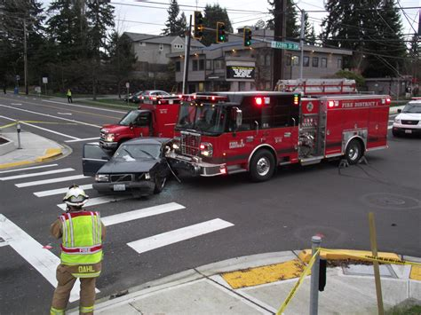 happening nearby fire truck collides  vehicle   ave   wednesday afternoon