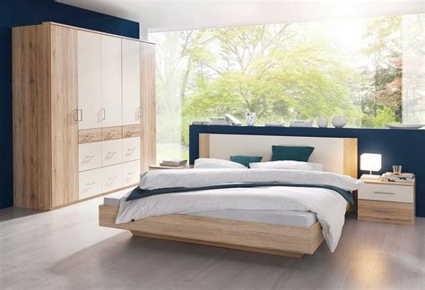 schlafzimmer komplett mit aufbauservice schlafzimmer set 4 tlg kaufen otto