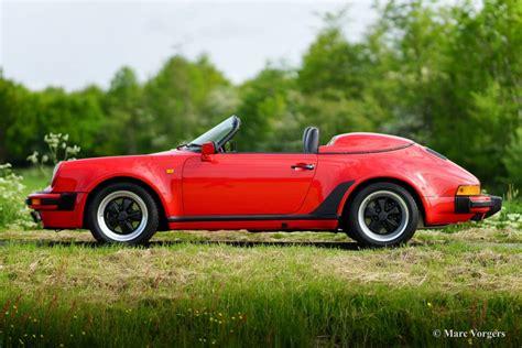 1989 porsche speedster for porsche 911 speedster 3 2 1989 welcome to classicargarage
