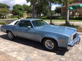 1977 chevy malibu classic cherolet chevelle for sale