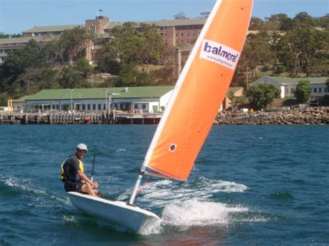 hire sailing dinghy sydney balmoral sailing school yacht charter guide