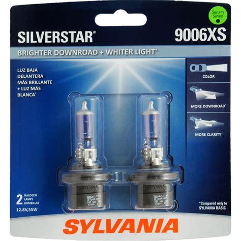 sylvania 9006xs basic headlight bulb sylvania automotive
