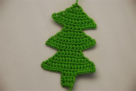 pattern christmas tree amjaylou crochet christmas tree decoration