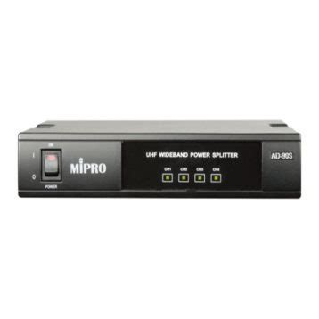 Mic Wireles Monitor Audio Ma4000 4chanel mipro meditec