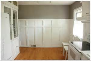 kitchen wainscoting ideas sue s digs part 1 q is for quandie