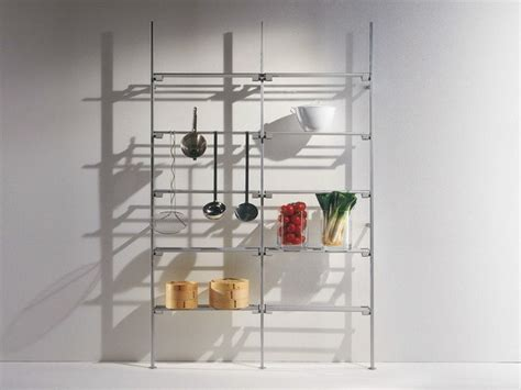 librerie alluminio libreria a parete in alluminio hyp 211 stila bd barcelona design