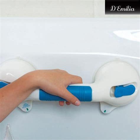 maniglie di sicurezza per vasca da bagno maniglie di sicurezza antiscivolo a ventosa per il bagno