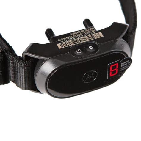 correction collar motorola no bark collar scout bark100 static correction ebay