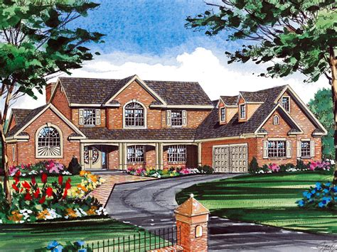 southern luxury house plans jonesport southern luxury home plan 016d 0073 house