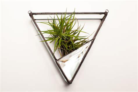 Terrarium Kaca Glass Terrariums Triangle whatimloving triangles epheriell