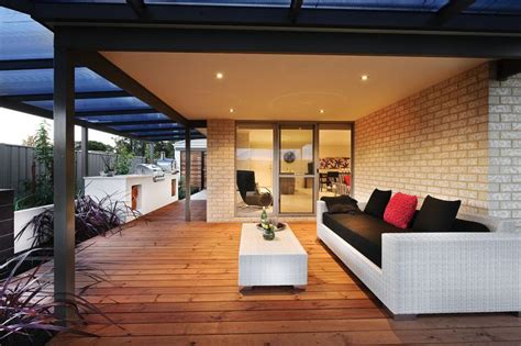 Garden Pathway Ideas capri display home alfresco photo homebuyers centre