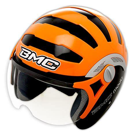 Helm Bmc Warna Hitam Helm Bmc Moda Pabrikhelm Jual Helm Murah