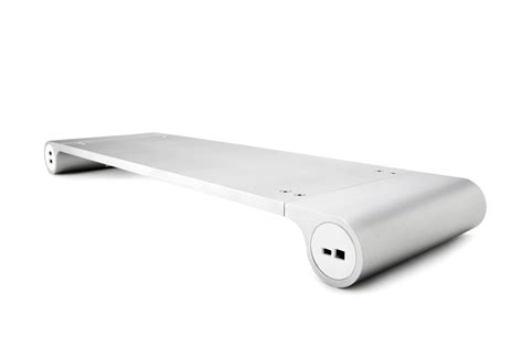 Space Bar Desk Organizer Schoolgadgets For Your Mac With The Space Bar Desk Organizer With Usb Ports New Gizmo