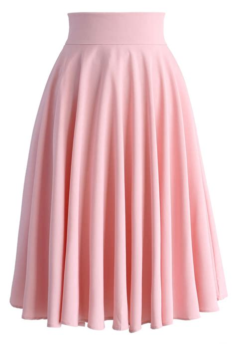 25 best ideas about pink skirts on pleated