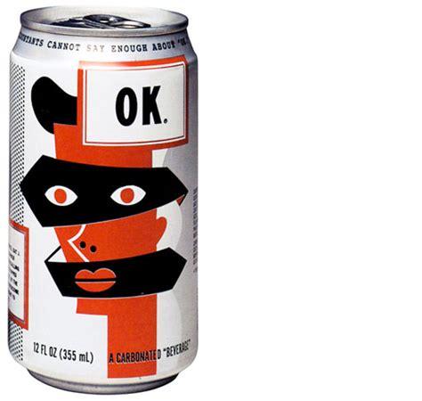Cool Packaging Soda by Ok Soda Design Work