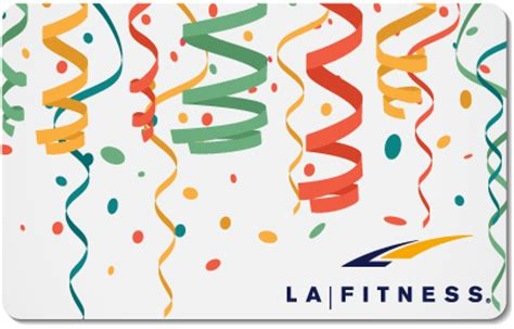 La Fitness Gift Card - la fitness gift cards