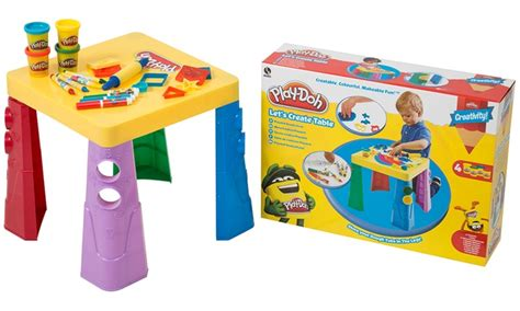 Play Doh Activity Table by Play Doh Activity Table Groupon