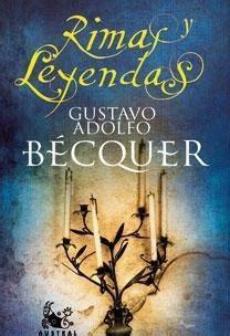rimas y leyendas gustavo adolfo becquer comprar libro 9788420725932 gustavo adolfo becquer gustavo adolfo becquer