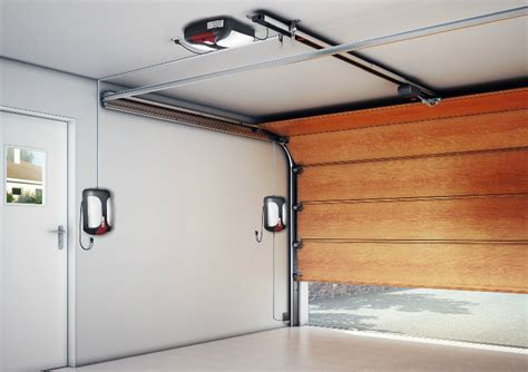 Drive Garage Door by Direct Drive Duo Garage Door Opener