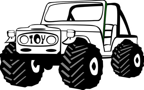 jeep white and black jeep clip art black and white www pixshark com images