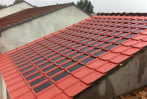 using solar roofing tiles for your energy requirements