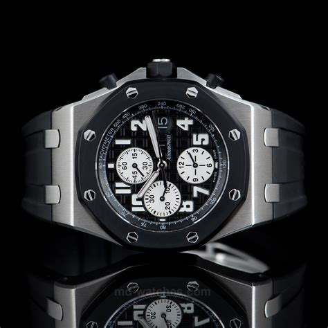 Audemars Piguet audemars piguet royal oak offshore chronograph ref