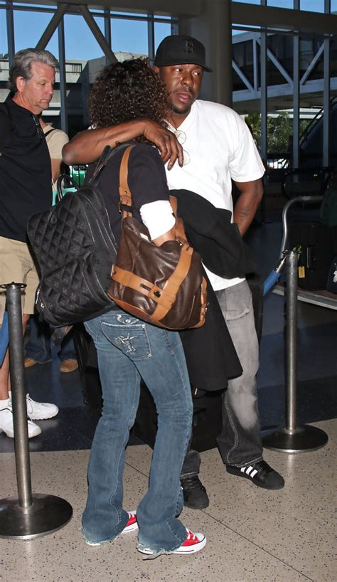 Bobby Brown Dating by Bobby Brown In Bobby Brown And Etheridge Depart Lax