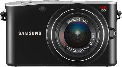 nx samsung samsung nx100 review photoradar photoxels