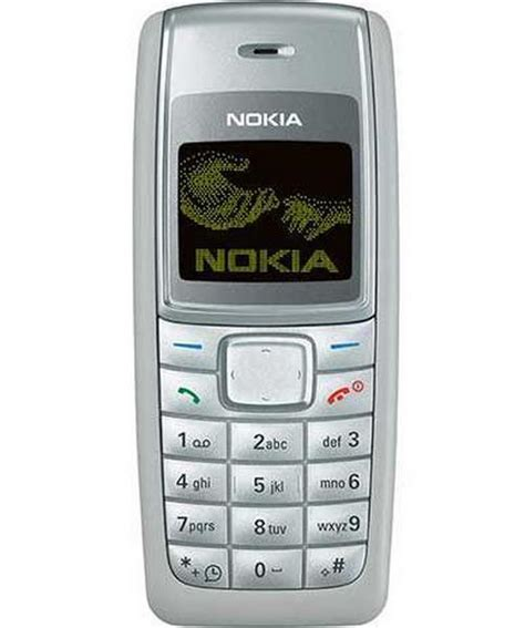 Cell Phone Lookup India Nokia 1110 Images