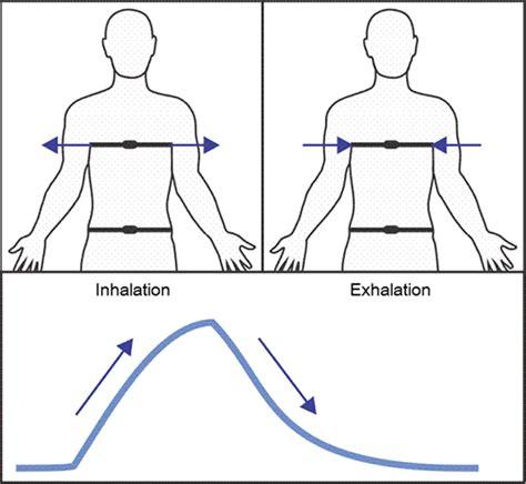 respiration sensor  procomp infiniti  thought technology sam
